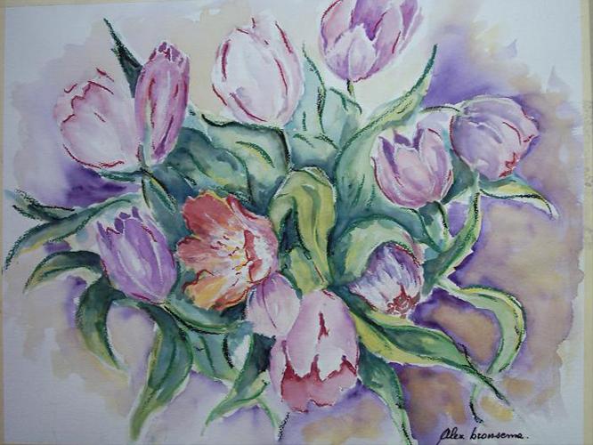 pinterest acryl schilderen vrouwen