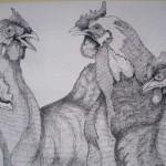 De kippen