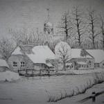 Thesinge winter